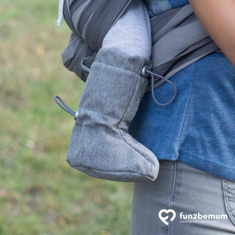 Fun2bemum buciki softshell dla dzieci boots for kids