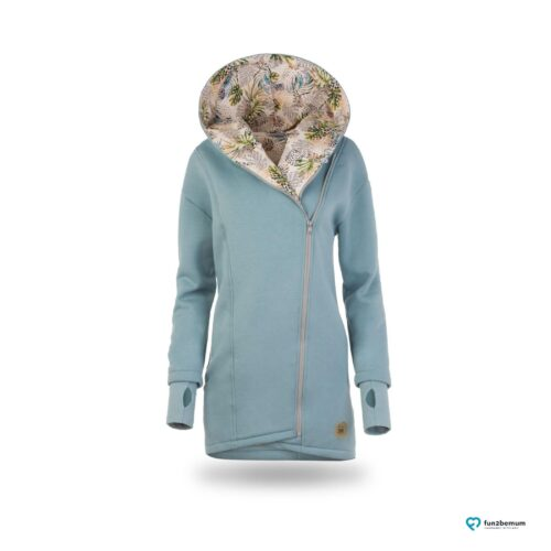 Fun2bemum babywearing coat plaszcz do noszenia ghost-4