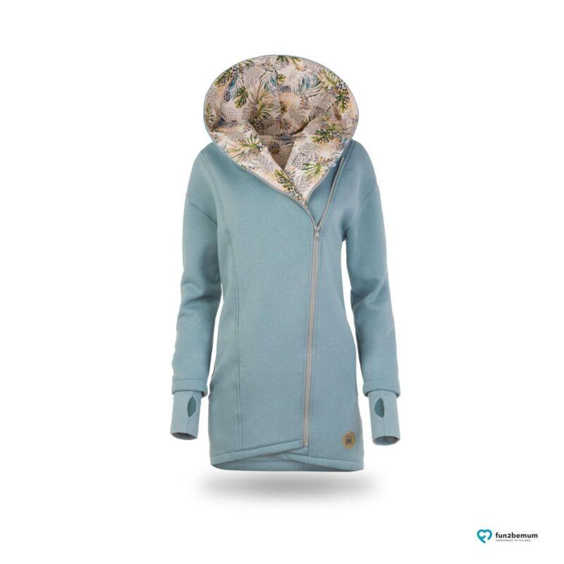Fun2bemum babywearing coat plaszcz do noszenia ghost-4