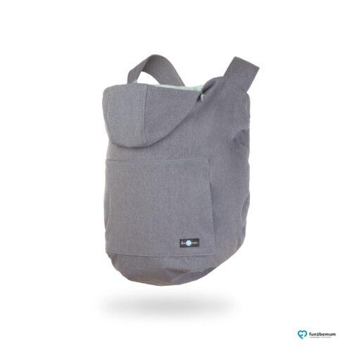 Fun2bemum babywearing softshell cover ghost (1) - szaty melanż