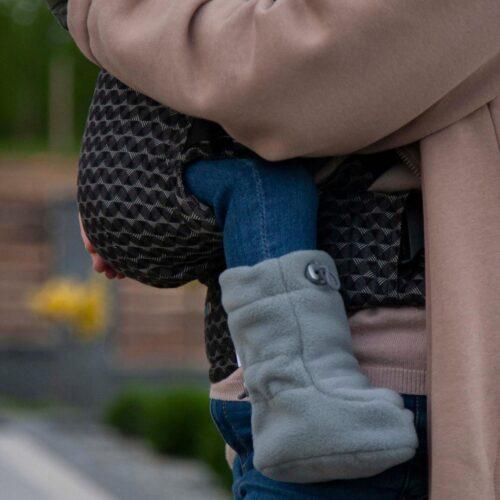 Fun2bemum fleece boots for kids buciki polarowe dla dzieci 5