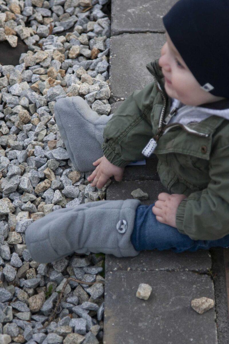 Fun2bemum fleece boots for kids buciki polarowe dla dzieci 6
