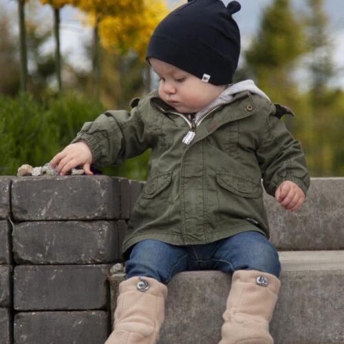 Fun2bemum fleece boots for kids buciki polarowe dla dzieci 7