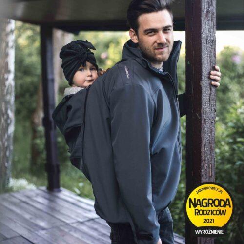 Fun2bemum softshell jacket Elbrus for dad kurtka do noszenia dzieci dla taty