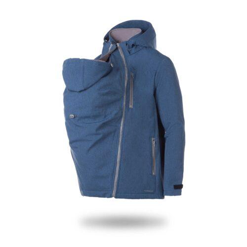 Fun2bemum babywearing jacket for dads Elbrus kurtka do noszenia dzieci dla taty 1