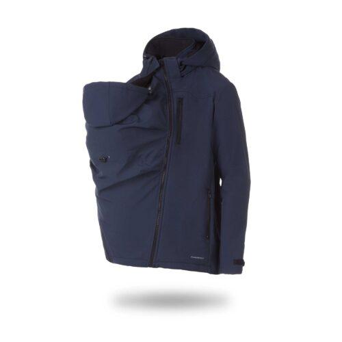 Fun2bemum babywearing jacket for dads Elbrus kurtka do noszenia dzieci dla taty 2