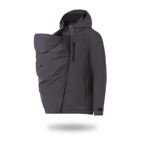 Fun2bemum babywearing jacket for dads Elbrus kurtka do noszenia dzieci dla taty 3