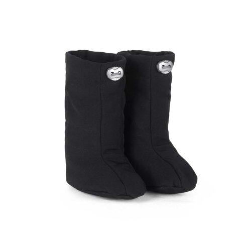 fun2bemum softshell boots buciki softshell dla dzieci black