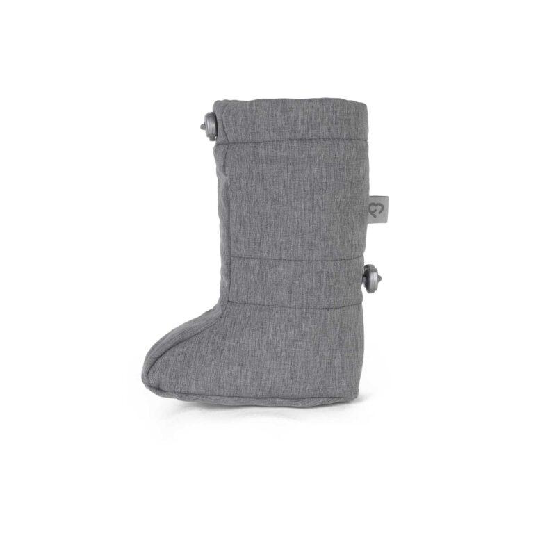 fun2bemum softshell boots grey melange 2
